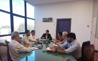 Celebrada una reunión de coordinación de tenientes de alcalde para abordar grandes retos urbanísticos