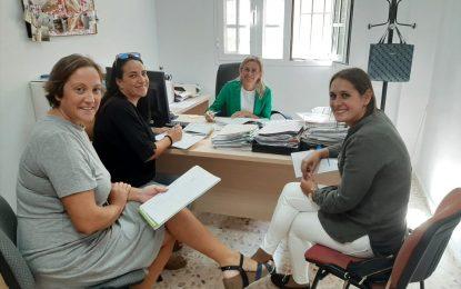 Servicios Sociales coordina la puesta en marcha de actuaciones educativas del  Plan Local de Zonas Desfavorecidas