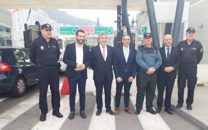 El delegado del Gobierno en Andalucía confirma que visitará la ciudad después del 10 -N para profundizar en el Plan Integral ante el Brexit