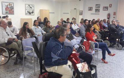 Nueva reunión de junta rectora de Fegadi Cocemfe en La Línea de la Concepción.