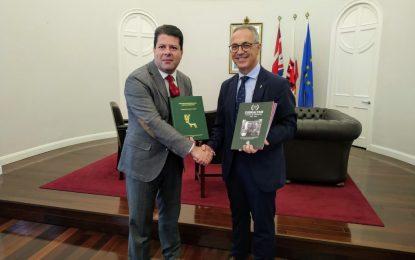 La Mancomunidad y Gibraltar estrechan lazos