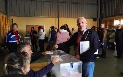 Unidas Podemos pierde 776 votos teniendo en cuenta las pasadas elecciones del mes de abril