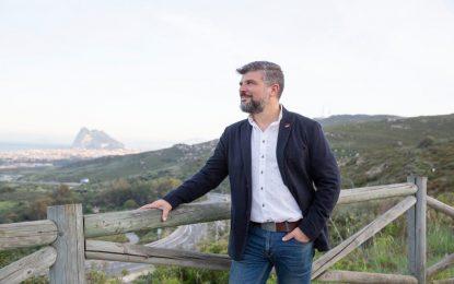 Vox Cádiz bloquea como administradores a Romo y a Lopez San Luis de la página de Vox La Línea para poner mensajes de odio contra Gibraltar