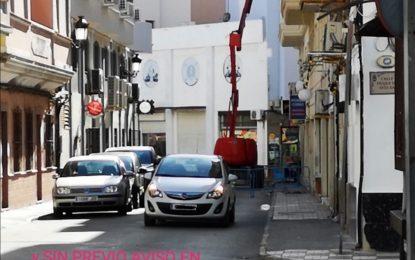 La Asociación de Vecinos de La Velada lamenta «graves situaciones de obstrucciones espontáneas e incontroladas» en el tráfico de varios puntos de La Línea