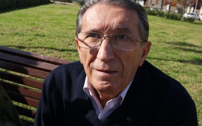 Fallece en La Línea Salvador Román, presidente de la Sociedad Musical 'Felix Enríquez'