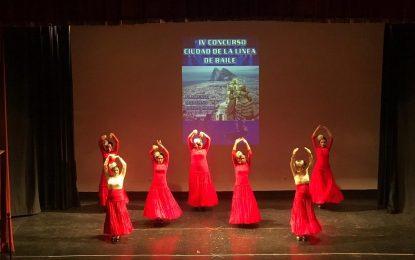 El 'Ciudad de La Línea' de baile brilla en su propia casa, en el Colegio Salesianos