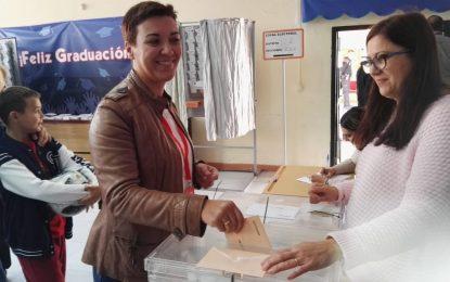 Gemma Araujo vuelve a contar con muchas posibilidades de ser diputada en el Congreso