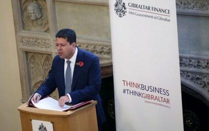Gibraltar y el Reino Unido dan un paso más en la legislación hacia el acceso mutuo a sus mercados de servicios financieros