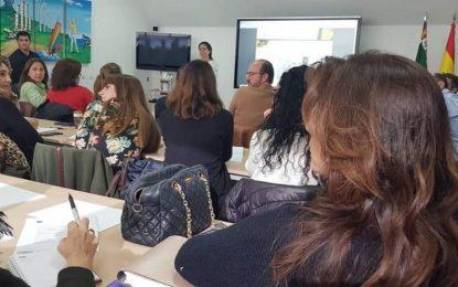 Turismo participa en la Mesa Sectorial del Patronato provincial para planificar actuaciones anuales