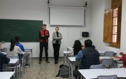 Sebastián Hidalgo participa en la inauguración del curso de chino organizado por la UNED en colaboración con el Ayuntamiento