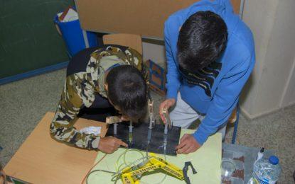 El instituto Antonio Machado celebra el  Día de la Ciencia