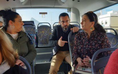 """Comienza """"En ruta con el alcalde"""" con un primer recorrido por la línea Atunara"""