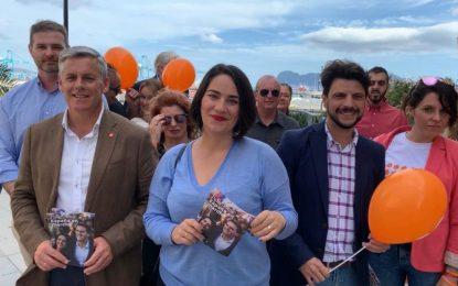 """Martínez: """"Ni PP ni PSOE han hecho nada por el campo de Gibraltar cuando han estado en el Gobierno"""""""