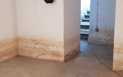Iniciados los trabajos de limpieza de los bunkers del parque Princesa Sofía