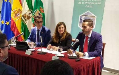 Constituido el Pacto por la Sostenibilidad de la Costa Gaditana con la presencia de los concejales de Medio Ambiente y Parques y Jardines
