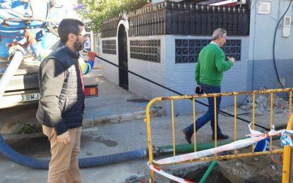 El alcalde confirma que ya se trabaja en el V Plan de Asfaltado y la tercera fase de peatonalización del centro