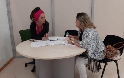 """La concejal de Salud felicita a José Romero por su premio """"Andalucía+social"""" de la consejería de Igualdad"""