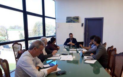 Celebrada una reunión de coordinación para planificar eventos festivos y analizar proyectos de obras