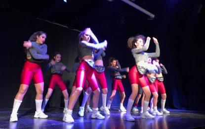 Llenazo y nuevo éxito del 'Ciudad de La Línea' de baile en Málaga