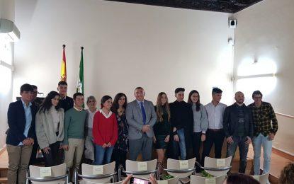 La Delegación Territorial rinde homenaje a la excelencia del alumnado de ESO, Enseñanzas de Música y Arte, y FP