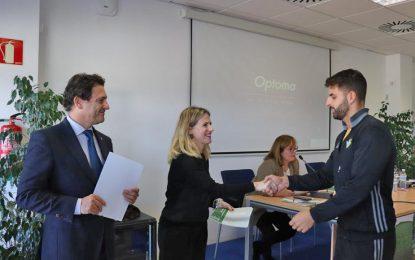 Ana Mestre destaca el apoyo de la Junta a la creación de más de un centenar de empresas de jóvenes agricultores en la provincia de Cádiz