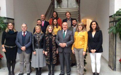 Ana Mestre destaca el trabajo y la colaboración de la Junta en el avance de actuaciones en Algeciras