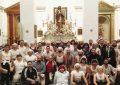 Fervor en La Línea con su Patrona, la Inmaculada Concepción (con video de la salida del templo)