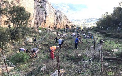 Más de 170 personas participan en las actividades de concienciación medioambiental del Parque Natural del Estrecho