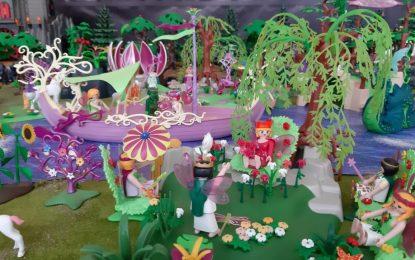 El Mundo Mágico de Playmobil recibe alrededor de tres mil visitas