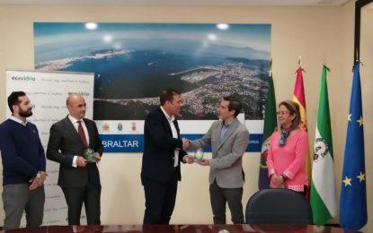 Ecovidrio galardona a La Línea de la Concepción  tras aumentar el reciclaje de vidrio en un 18%