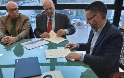 El Ayuntamiento y la Fundación CVE firman un convenio para celebrar en La Línea el V Encuentro del Modelo de las Naciones Unidas de Escuelas Unesco