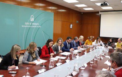 La Junta constituye en Cádiz el Foro Provincial de Inmigración que contará con comisiones sobre menores y trata