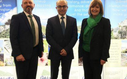 EasyJet anuncia una nueva ruta de Gibraltar a Edimburgo