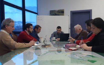 Celebrada la última reunión de coordinación de tenientes de alcalde para liquidar y planificar nuevos proyectos con vistas a 2020