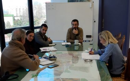 El Ayuntamiento estudia la realización de reparaciones en el chalet D'amato, sede de UIMP La Línea