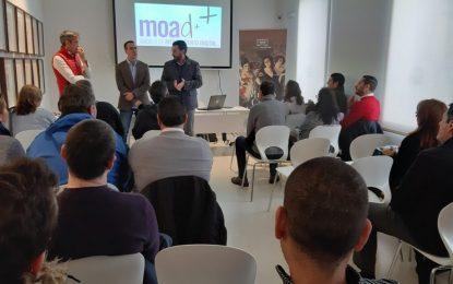 Responsables políticos y técnicos municipales asisten a una jornada informativa sobre el Modelo Objetivo de Ayuntamiento Digital que se implantará en los próximos meses