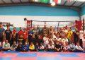 El alcalde y el concejal de Deportes visitan el Club Sung Lara