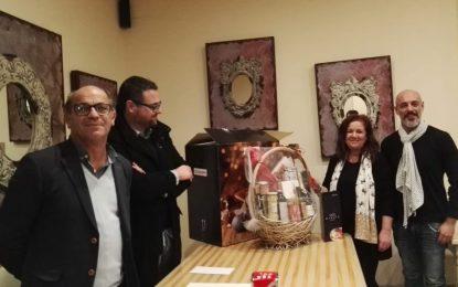 Apymell y la Delegación del Comercio del Ayuntamiento entregan los premios de los escaparates navideños en La Línea
