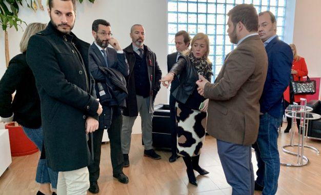 La Junta avanza en la apertura de la oficina de información sobre el Brexit en La Línea