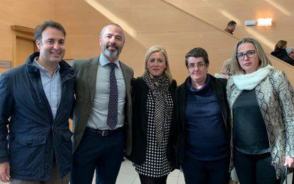 Susana González: «Trabajamos para hacer del PP de La Línea un partido fuerte, robusto y renovado»