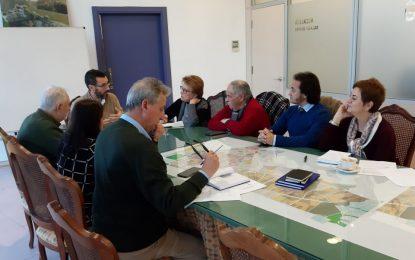 Las tres comisiones por el 150 aniversario  de La Línea se reúnen para aunar criterios sobre las actividades conmemorativas