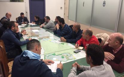 Celebrada la primera reunión del Consejo Asesor de Deportes protagonizada por los objetivos deportivos municipales para 2020