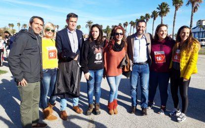 Celebración del Día de la Paz de varios centros de La Línea