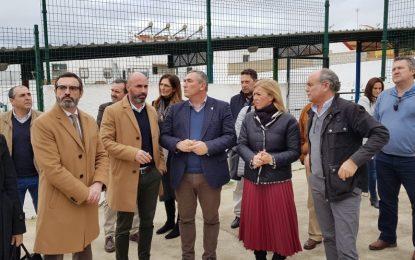 Educación incluirá en su Programación de Infraestructuras la ampliación del CEIP San Bernardo de San Roque