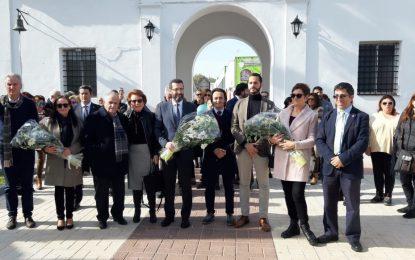 El Ayuntamiento dispone medidas para la celebración de la festividad de Todos los Santos y Difuntos en el Cementerio
