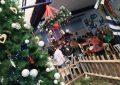 Azuaga resalta la satisfacción de los comerciantes del Mercado por las actividades organizadas y la campaña de Navidad