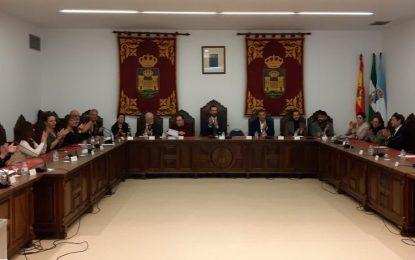 La oposición se adhiere a las mociones del equipo  de gobierno solicitando la puesta en funcionamiento del Área de Gestión Sanitaria e inversiones para el Estadio Municipal