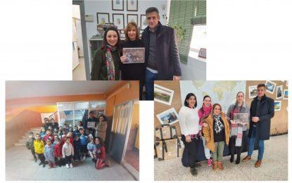 Entregados los premios del Concurso de Belenes Escolares de la Oferta Educativa Municipal