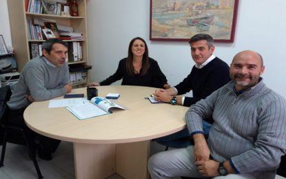 """El CEIP Carlos V traslada a Educación su participación en el programa """"Comunidad de Aprendizaje"""""""