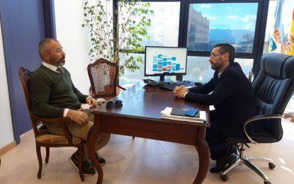 El alcalde demanda la permanencia en la ciudad del Juzgado de Violencia sobre la Mujer  ante su previsible traslado a Algeciras